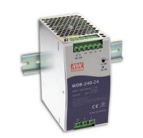 WDR-240-24 240W 24V 10A Switching Power Supply