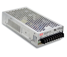 SE-200-3.3 132W 3.3V 40A Switching Power Supply