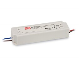 LPV-60-24 60W 24V 2.5A Switching Power Supply